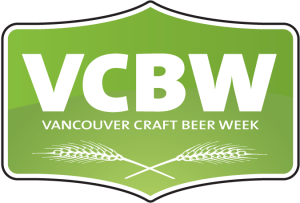 Vancouver Craft Beer Week logo